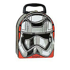 Star Wars Force Awakens Arch Metal Tin Lunch Box Captain Phasma NEW Toys Carrier