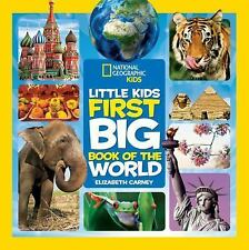 National Geographic Little Kids First Big Book of the World (National Geographic