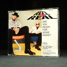 Reel 2 Real - Are You Ready For Some More - music cd EP