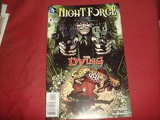 NIGHT FORCE #4  DC Comics 2011 - NM