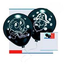 8 piratas everts cumpleaños globos pirata