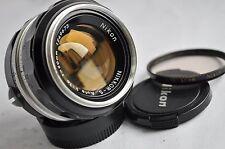 Nikon Nikkor S-auto 50mm f/1,4, non-AI