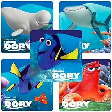 Finding Dory Stickers x 5 - Birthday Party - Favours - Loot Ideas - Square Nemo