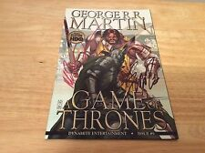 SIGNED x2 George R R Martin A Game Of Thrones Comic #9 1st Print Mike S Miller