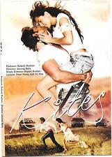 KITES (Hritik roshan) - NEW ORIGINAL BOLLYWOOD DVD - FREE UK POST