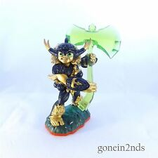 Skylanders Trap Team BUSHWHACK LEGENDARY TRAP MASTER  Comp with Superchargers