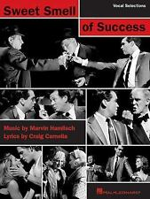 The Sweet Smell of Success Vocal Selections by Marvin Hamlisch, Craig Carnelia,