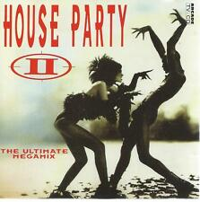 CD album TURN UP THE BASS HOUSE PARTY II (2)  ULTIMATE MEGAMIX