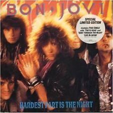 """Bon Jovi - Hardest Part is the Night - UK 12"""""""