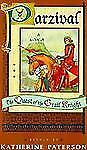 Parzival: The Quest of the Grail Knight-ExLibrary