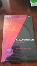 Sony Audio Master Suite Windows Version:2 PN:SAMS2000