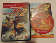 ATV Offroad Fury 2 (Sony PlayStation 2, 2002) complete