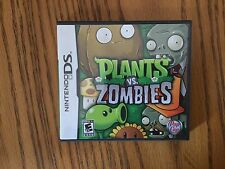 Nintendo DS Plants vs. Zombies Game