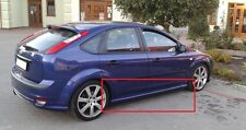 FORD FOCUS 2 MK2 SIDE SKIRTS NEW 2 PIECES ( PAIR )