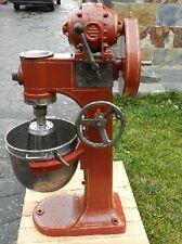 Amasadora de obrador pasteleria panaderia de 1900 aprox.