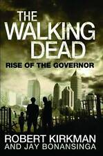 WALKING DEAD HARDCOVER NOVEL VOL #1 RISE OF THE GOVERNOR Robert Kirkman HC