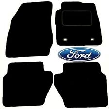 Ford Fiesta Tailored Deluxe Quality Car Mats 2012 Onwards Hatchback 3door 5door