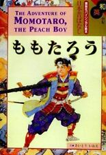 Adventure of Momotaro, the Peach Boy by Ralph F. McCarthy (2000, Hardcover)