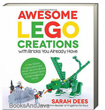 Awesome LEGO Creations with Bricks You Already Have (pb) 50 robots,dragons,plane