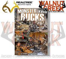 Realtree Monster Bucks XVIII Volume 1 DVD Video (2010 Release)