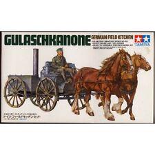 German Field Kitchen Gulaschkanone Tamiya 35103, 1/35 Modellbau Militär WW2 RAR