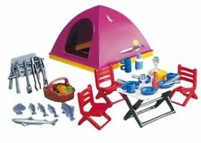 Playmobil Add On 7260 Tent And Camping Equipment - New, Sealed