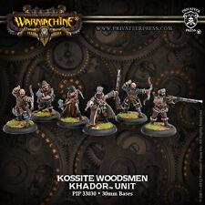 Warmachine BNIB - Khador Kossite Woodsmen (6)