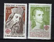 Andorra ( French Post ) : 1980 EUROPA New ( MNH )