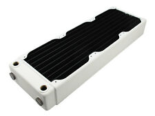 XSPC RX360 High Performance Triple 120mm Fan Water Cooling 360mm Radiator White