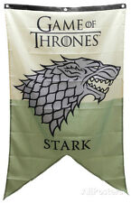 Game Of Thrones - Stark Banner Fabric Poster Print, 30x50