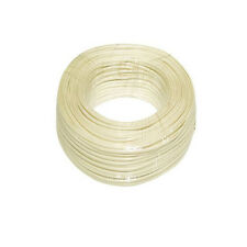 Eagle Telephone Cable 500' FT Round Bulk Station Wire Solid 4 Conductor 24 Gauge