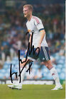 BOLTON WANDERERS HAND SIGNED MATT MILLS 6X4 PHOTO 4.
