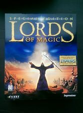 Lords Of Magic Special Edition PC Game Big Box