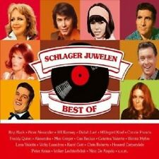 SCHLAGERJUWELEN-BEST OF (3ER BOXSET) 3 CD NEU