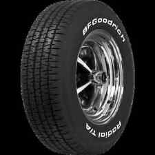 P215/70R14 BFG RADIAL T/A RAISED WHITE LETTER TIRE *SET of TWO*