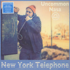 Uncommon Nasa - New York Telephone Blue Vinyl  (LP - 2015 - US - Original)