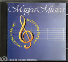 MAGICA MUSICA Piano and orchestra by ANDRE' CARR