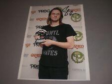 Steven Wilson Porcupine Tree signed signiert autograph Autogramm auf 20x28 Foto