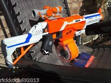 Ultimate Nerf Sniper XL Dart Gun, Scope, Stock, Handle & Silencer ALL NEW TOY