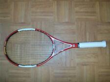 Wilson Ncode n code Six-One 95 head 16x18 11.7oz 4 1/4 grip Tennis Racquet