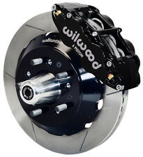"""WILWOOD DISC BRAKE KIT,FRONT,58-70 IMPALA FOR CPP 2"""" DROP SPINDLES,13"""" ROTORS"""