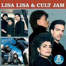 Lisa Lisa & Cult Jam Spanish Fly/Straight to the Sky 2 CD Set New & Sealed