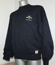 Mens TERINIT GOLF GORE WINDTOPPER VINTAGE Sweater 100% WOOL Jumper Nordic   L