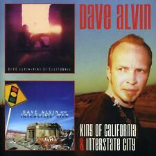 Dave Alvin - King of California & Interstate City [New CD] UK - Import