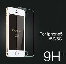New 0.3mm Premium Tempered Glass Film Screen Protector For iPhone 5 5S 5C DF269