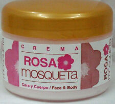 Crema Áloe Vera y Rosa Mosqueta - Cara y cuerpo - 250 ml