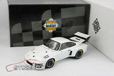 "EXOTO 1:18 Porsche 935 Turbo Works Prototype 1976 ""Client Private Team"" White"