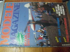 ?µ µ? Revue Modele Magazine n°394 ASK 13 Mineo M5 Cessna 177 Nemesis ASW 22