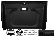 BLACK STITCH FRONT HEADLINING COVER WITH FLAPS FITS LAND ROVER DEFENDER 90 110