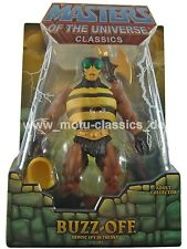 BUZZ OFF ERSTAUFLAGE Masters of the Universe Classics NEU MOTU MotU-Classics_de
